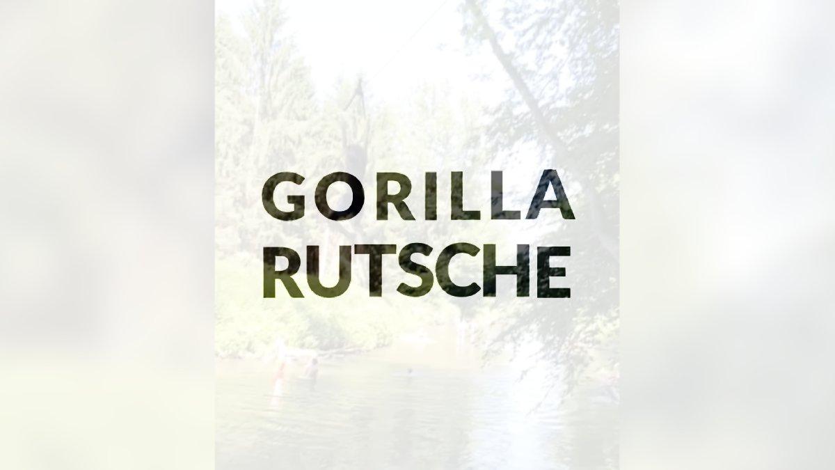 Gorillarutsche